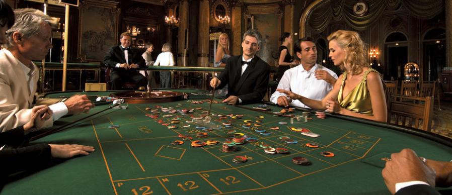 Dress code casino monte carlo