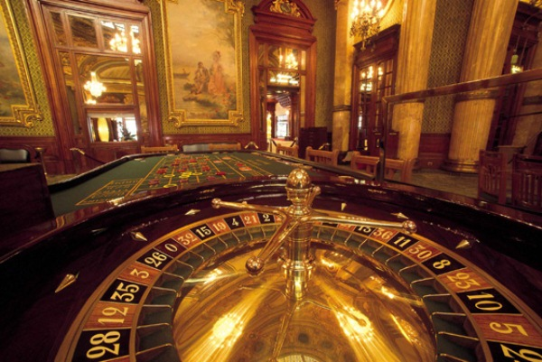 Casino Chips - 5 MONTE CARLO CASINO